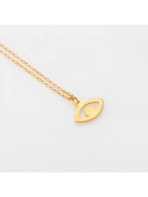 Aye Small Gold Necklace