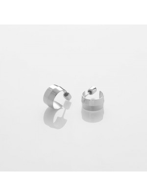 Prigipo Mirror Earrings Silver