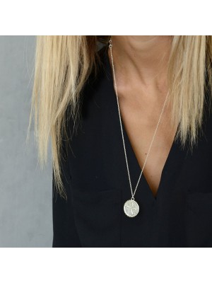 Kaitlin necklaces silver