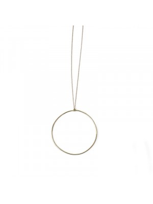 Misty necklaces silver