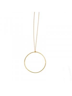 Misty necklaces gold