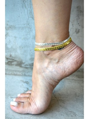 Chainny Anklet silver