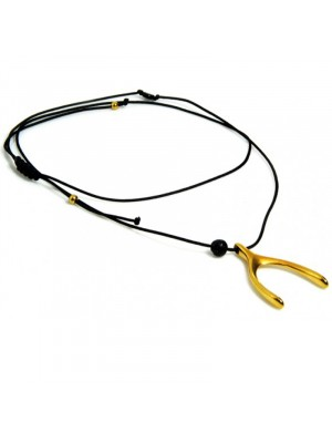 Wishbone gold