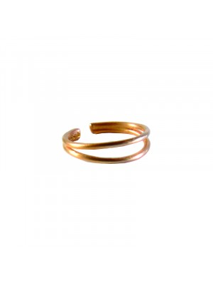 Midi ring rose gold