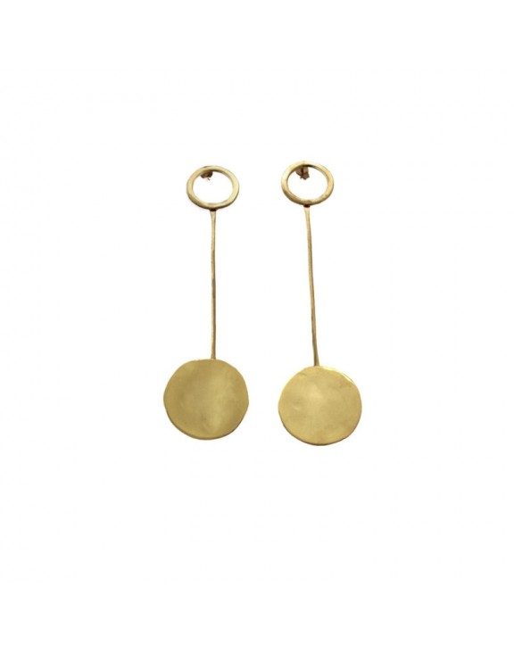Darya earrings gold