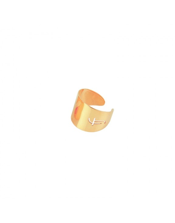 Δαχτυλίδι Just Fj short ring rose gold